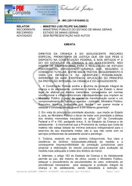 Visualizar - Ministério Público do Estado da Bahia