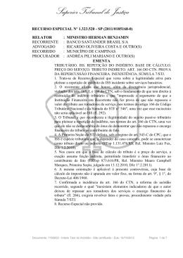 Superior Tribunal de Justiça - DPM-RS