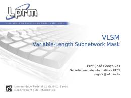 VLSM - Informática