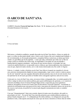 O arco de Santana (arco_santana)
