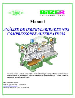 Diagnóstico de Irregularidade Compressores