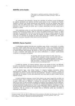 QUESTÃO_Carina Guedes RESPOSTA_Marcos Franchini