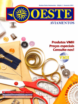 Revista Oeste Aviamentos