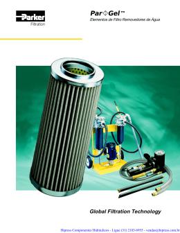 Catálogo 2300-11 BR - Par Gel - Hipress Componentes Hidráulicos