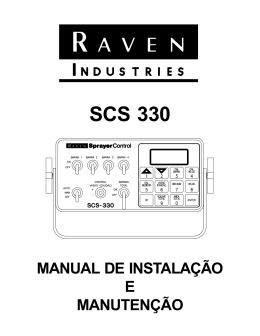 SCS 330 - AGR - Agricultura de Precisão