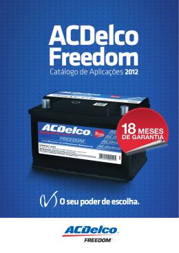 Consulte aqui o catálogo completo AC Delco