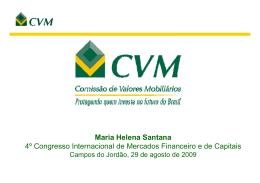 Maria Helena Santana 4º Congresso Internacional de