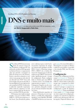 DNS e muito mais - Linux New Media