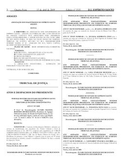 Word Pro - 15042009.lwp - Tribunal de Justiça do Espírito Santo