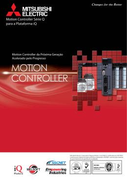 Motion Controller Q173D/172D