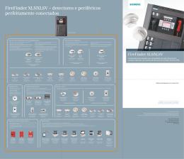 FireFinder XLS/XLSV – detectores e periféricos