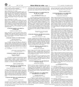 Publicação DOU 05.09.2014