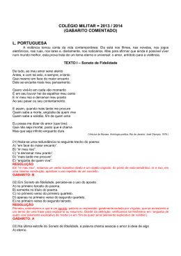2013/2014 - Colégio Curso Martins