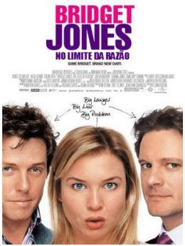 1 Contra-capa: | BRIDGET JONES: No limite da razão