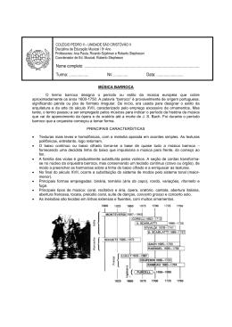 Nome completo - Portal de Educação Musical do Colégio Pedro II