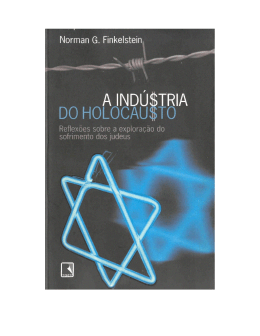 Indústria do Holocausto