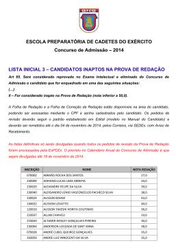 Lista 3 - EsPCEx
