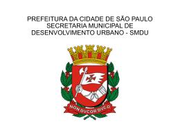 Apresentação Engº Renata Denari