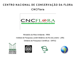 Centro Nacional de Conservação da Flora