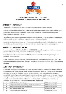 CONFEDERAÇÃO BRASILEIRA DE AUTOMOBILISMO