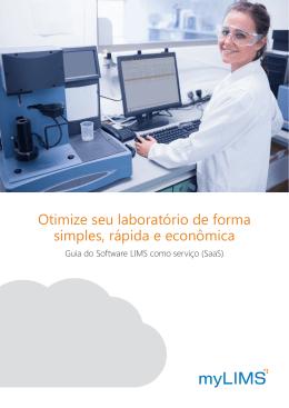 Otimize seu laboratório de forma simples, rápida e