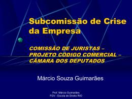 Apresentação Marcio Guimarães