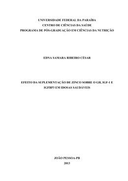 artigo - UFPB - Universidade Federal da Paraíba