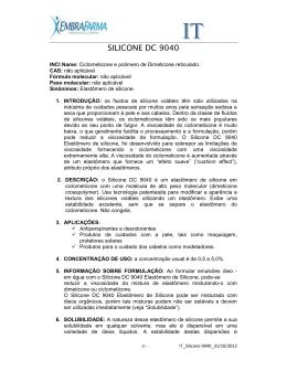 SILICONE DC 9040