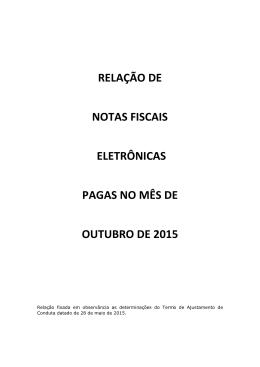 DANFSE - Documento Auxiliar da Nota Fiscal de Serviços Eletrônica