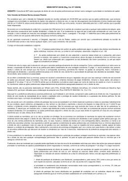 MEMO/SEP/Nº 055/98 (Reg. Col. Nº 1838/98) ASSUNTO