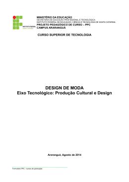 Tecnologia em Design de Moda