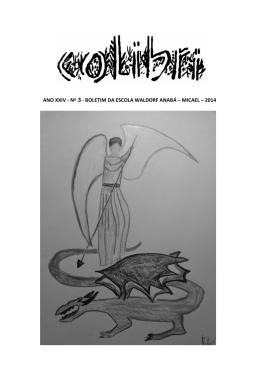 Colibri Micael 2014 - Escola Waldorf Anabá