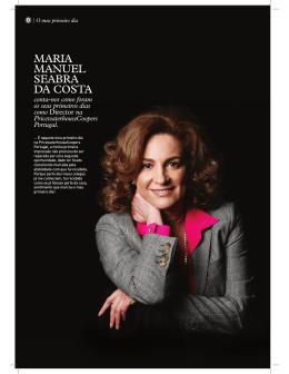 MARIA MANUEL SEABRA DA COSTA - MORE