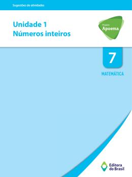 Unidade 1 Números inteiros