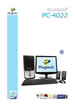 PC-4022 Core 2 Duo