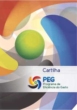Cartilha do PEG - Orçamento Federal