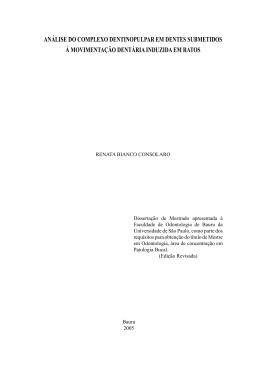 Revisão da literatura - Biblioteca Digital de Teses e Dissertações da