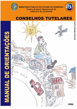Manual de Orientações Conselho Tutelar