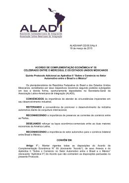 Quinto Protocolo Adicional ao Apêndice II