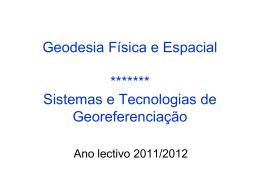 Breve história da Geodesia