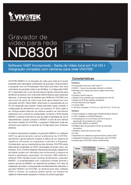 ND8301 - Vivotek