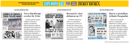 Novo Hamburgo recebe Dr. Fritz Brossard e Jost debatem na TV