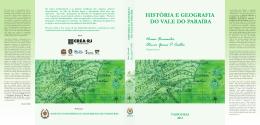 miolo - História e Geografia do Vale do Paraíba NOVO.indd - Crea-RJ