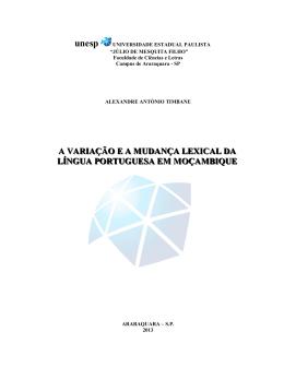 - Catedra Português - Língua Segunda e Estrangeira