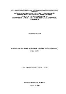 Trabalho Completo  - URI - Universidade Regional Integrada