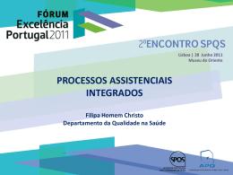 Processos Assistenciais Integrados