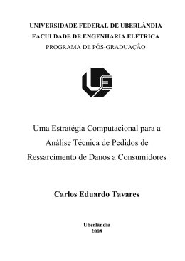 tY - NQEE - Universidade Federal de Uberlândia