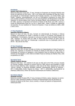 Presidente Renato Cialfi Abbondanza Natural de Mogi das Cruzes