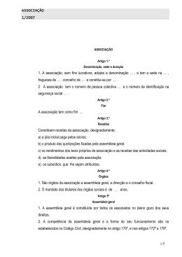 Reg interno for R 1 regulamento interno e dos servicos gerais risg