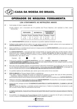 OPERADOR DE MAQUINA FERRAMENTA.pmd
